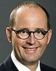 Staatssekretär für Justiz Herr Alexander Straßmeir