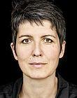 Ines Pohl ist seit 2009 Chefredakteurin der tageszeitung, taz. Im Konferenzraum des RedaktionsgebŠudes in der Rudi-Dutschke-Strasse, Berlin, 14.07.2009